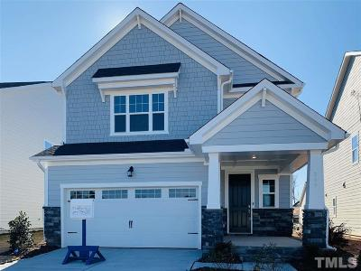 Holly Springs Single Family Home For Sale: 209 Ivy Arbor Way #Lot 1378