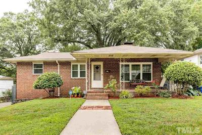 Durham Single Family Home For Sale: 1508 Liberty Street