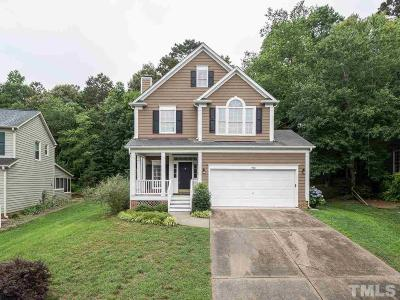 Knightdale Single Family Home For Sale: 703 Riverway Lane