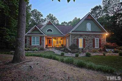 Zebulon Single Family Home For Sale: 45 Middleton Drive