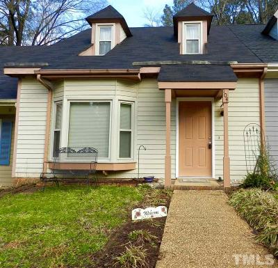 Garner Rental For Rent: 104 Carriage House Trail