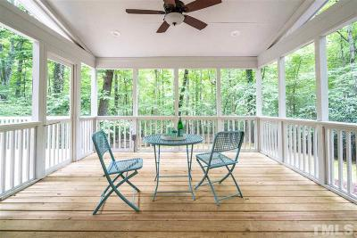 Chapel Hill Single Family Home For Sale: 104 Bristol Drive