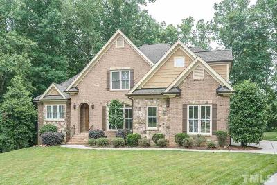 Granville County Single Family Home Contingent: 1002 Chatham Court