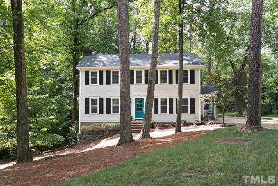 Raleigh Single Family Home Contingent: 4717 Rembert Drive
