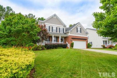 Holly Springs Single Family Home For Sale: 208 Magnolia Meadow Way