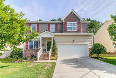 Wake County Single Family Home For Sale: 803 Ballast Drive
