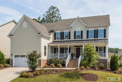 Wake Forest Single Family Home For Sale: 1329 Endgame Court