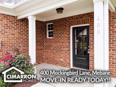 Townhouse For Sale: 400 Mockingbird Lane