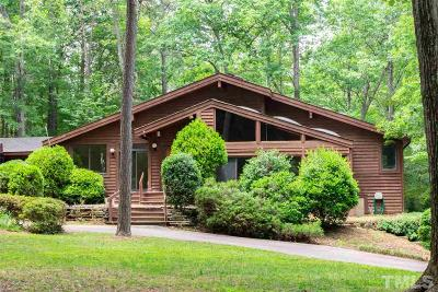 Wake County Single Family Home For Sale: 12417 Norwood Road