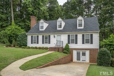 Single Family Home For Sale: 1913 Deep Forest Trail