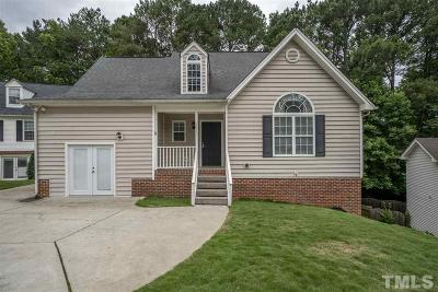Single Family Home For Sale: 1917 Deep Forest Trail