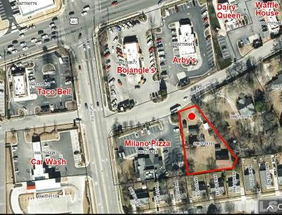 Wake County Commercial Lots & Land For Sale: 1406 Market View Lane