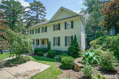 Raleigh Single Family Home For Sale: 1228 Banbury Road