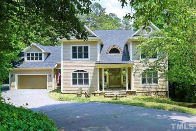 Cary Single Family Home For Sale: 112 E Camden Forest Drive