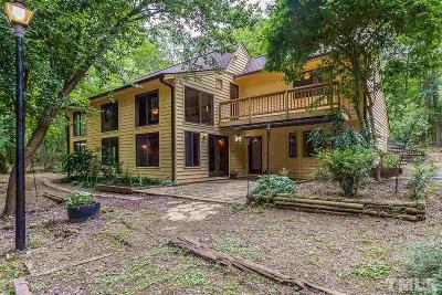 Chapel Hill Single Family Home Contingent: 4020 Jones Ferry Road