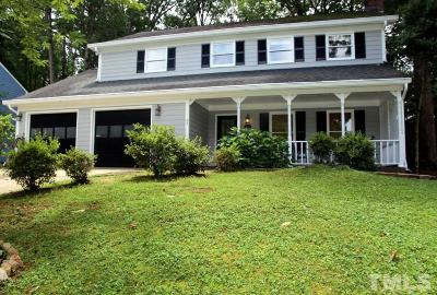 Wake County Single Family Home For Sale: 7300 Cape Charles Drive