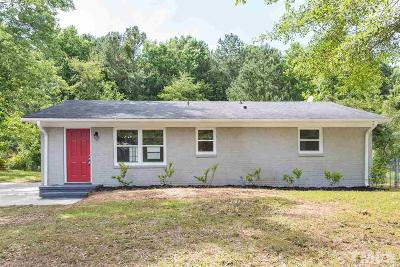 Durham Single Family Home For Sale: 1508 Lantern Place