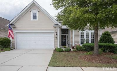 Cary Single Family Home For Sale: 819 Footbridge Place