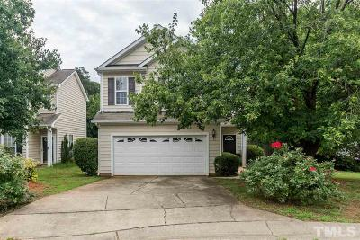 Raleigh Single Family Home For Sale: 2533 Valley Haven Drive