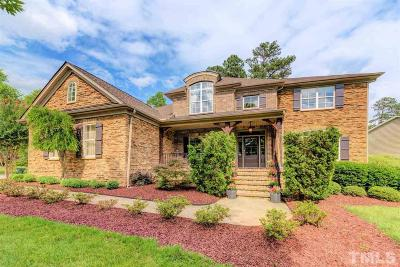 Raleigh Single Family Home For Sale: 9212 Stone Mountain Road