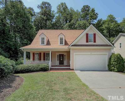 Raleigh Single Family Home For Sale: 7621 Wilderness Road