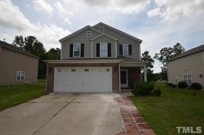 Durham County Single Family Home For Sale: 3611 Mountain Brook Circle