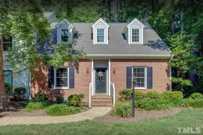 Raleigh Townhouse For Sale: 763 Weathergreen Drive