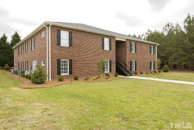 Harnett County Rental For Rent: 45 Collins Road #H