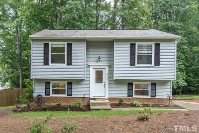 Raleigh Single Family Home For Sale: 2232 Mariner Circle