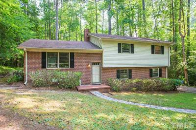 Durham Single Family Home For Sale: 2602 Winton Road