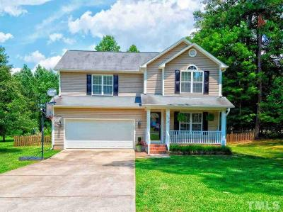 Sanford NC Single Family Home For Sale: $179,900