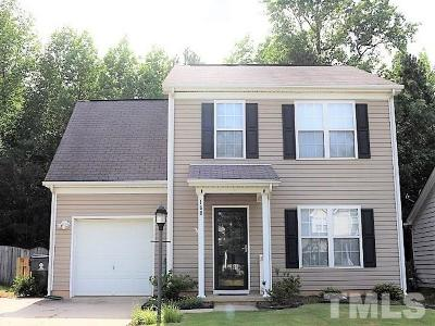 Holly Springs Rental For Rent: 168 Gremar Drive
