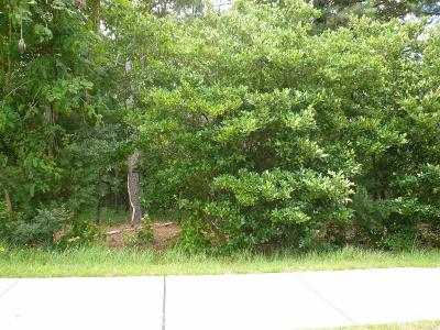 Holly Springs Residential Lots & Land Pending: 508 Grigsby Avenue
