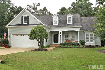 Fuquay Varina, Holly Springs Single Family Home For Sale: 906 Noconia Place