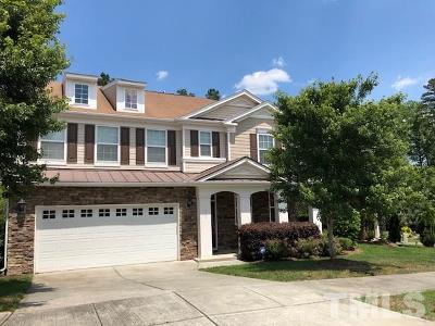 Durham Single Family Home For Sale: 117 English Ivy Drive