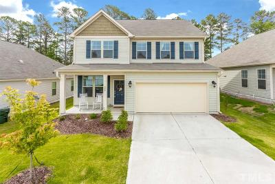 Durham Single Family Home For Sale: 404 Chestnut Oak Place