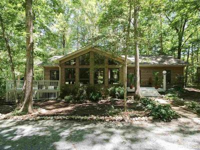 Chapel Hill Single Family Home For Sale: 8601 Little Creek Farm Road