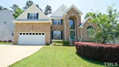 Cary Single Family Home For Sale: 301 Cricketfield Lane