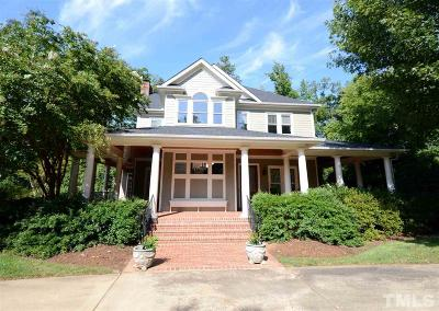Chapel Hill Single Family Home For Sale: 135 Mountain Heather