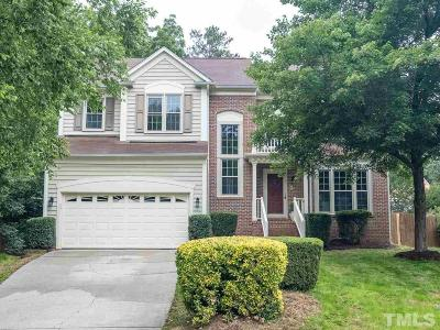 Raleigh NC Single Family Home For Sale: $350,000