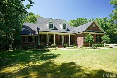 Creedmoor Single Family Home For Sale: 1135 Teal Court