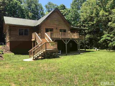 Oxford Single Family Home For Sale: 8545 Grassy Creek Road