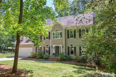 Chapel Hill Single Family Home For Sale: 1001 Staffield Lane