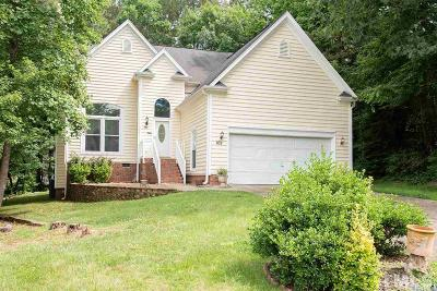 Cary Single Family Home For Sale: 102 Armfield Court