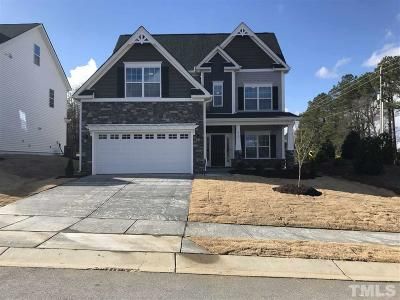 Clayton Single Family Home For Sale: 71 W Falcon Court