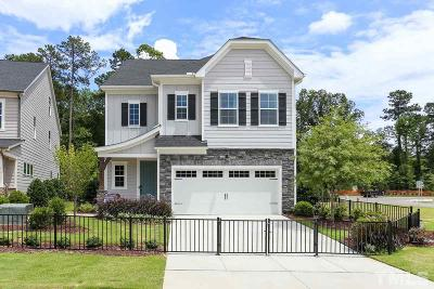 cary Single Family Home Pending: 904 Bristol Bridge Drive #186