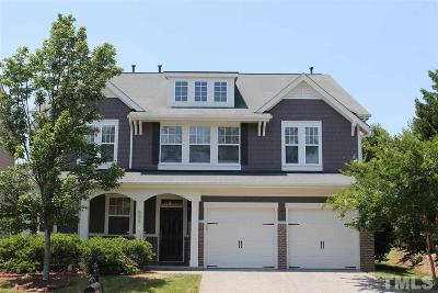 Cary Rental For Rent: 523 Front Ridge Drive