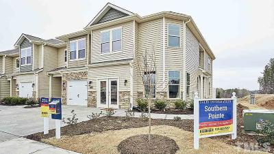 Durham Townhouse For Sale: 1404 Compass Drive