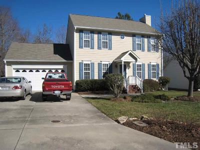 Durham County Single Family Home For Sale: 20 Garden Hills Court