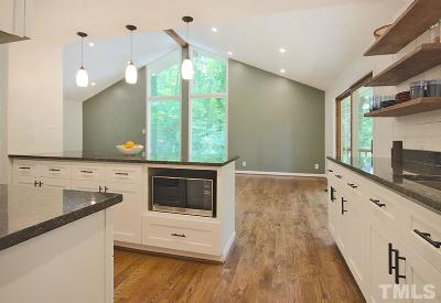 Chapel Hill Single Family Home Contingent: 2023 Markham Drive